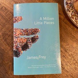 'A Million Little Pieces' Book